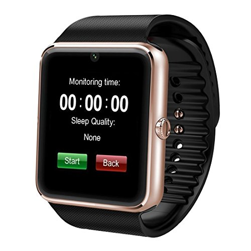SEPVER Smart Watch GT08 Bluetooth with TF Memory Card and...