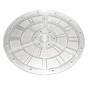 12 Inch Heavy Duty Lazy Susan Turntable Holds Up To 50 Lbs