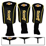WinCraft NBA Los Angeles Lakers Mesh Headcover (3 Pack)
