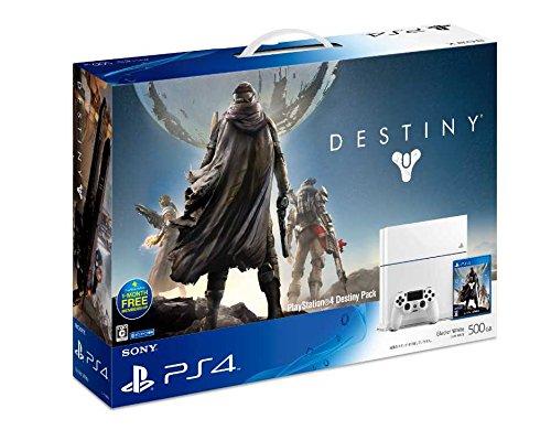プレイステーション4本体 HDD 500GB Destiny Packの商品画像