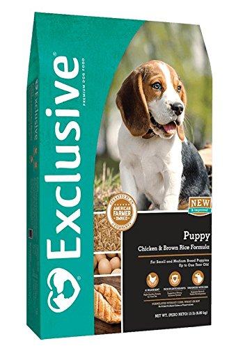 'Purina Animal Nutrition Exclusive Puppy Chicken Brown Rice (5-pound)