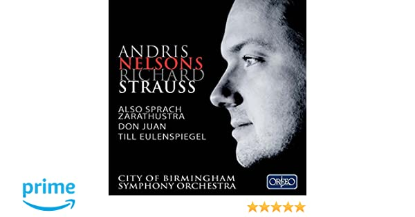 Strauss / Also Sprach Zarathustra: City of Birmingham Symphony Orchestra, Richard Strauss: Amazon.es: Música