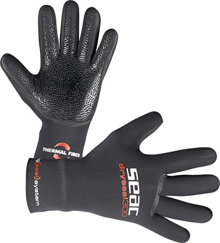 SEAC DrySeal Neoprene Scuba Diving Gloves