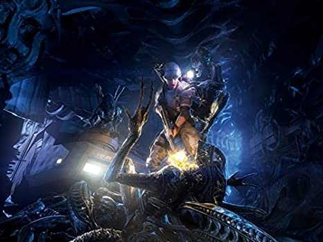 Amazon.com: Aliens vs Predator AVP versus Marine Fight Game ...
