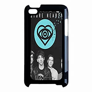 Ipod Touch 4th Generation All Time Low Lyrics Phone Case Guitar Singer Pop Rock Band Style Cool Awesome Music ATL Back Case Cover Stylish