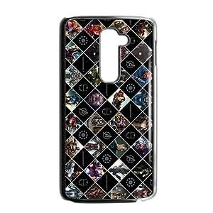 Personal Customization Iron Man Design Pesonalized Creative Phone Case For LG G2