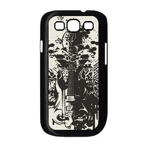Samsung Galaxy S3 I9300 Guitar Phone Back Case Art Print Design Hard Shell Protection TY070030