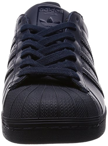 Adidas Superstar FunDamet Herre Sneakers Blau / Nat Flåde 4eGeQ