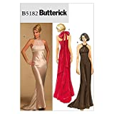 Butterick Patterns B5182 Misses' Dress, Size AA (6-8-10-12)