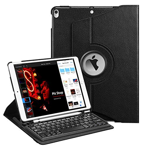 Fintie Rotating Keyboard Case for iPad Air 10.5