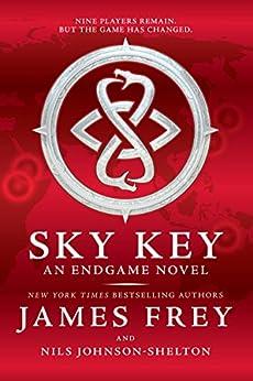 Endgame: Sky Key (Endgame Series Book 2) by [Frey, James, Johnson-Shelton, Nils]