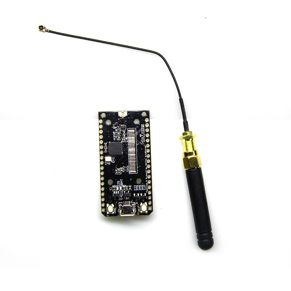 TTGO ESP32 SX1276 LoRa 868 / 915MHz Bluetooth WI-FI Lora Internet Antenna  Development Board