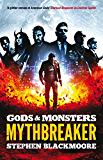 Mythbreaker (Gods and Monsters Book 2)