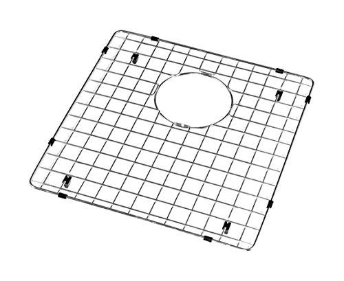 Houzer BG-2600 WireCraft Stainless Steel Bottom Grid, 22-1/8-Inch x 16-3/8-Inch (Grid Bottom 4in)