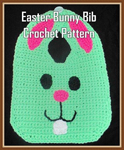 Easter Bunny Bib Crochet Pattern