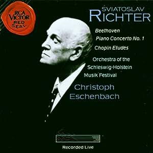 Beethoven: Piano Concerto No. 1 / Chopin: Etudes