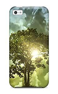 Evelyn C. Wingfield's Shop 9519184K99686839 Faddish The Tree Of Life Case Cover For Iphone 5c