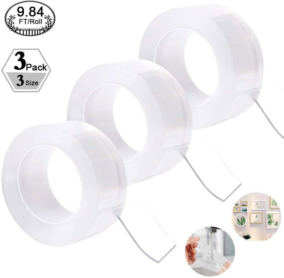 Free Amazon Promo Code 2020 for 3 Pack Traceless Washable Adhesive Tape