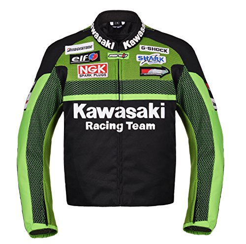 Kawasaki Racing Team Textile Motorcycle Jacket (XXL(EU58))