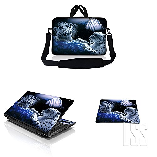 Laptop & Macbook PRO Sleeve Bag Carrying Case w/ Handle &...