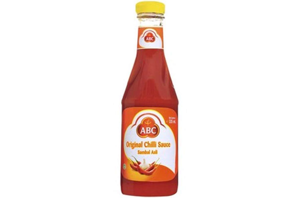 Sambal Original (Chili Sauce Original) - (Pack of 3)
