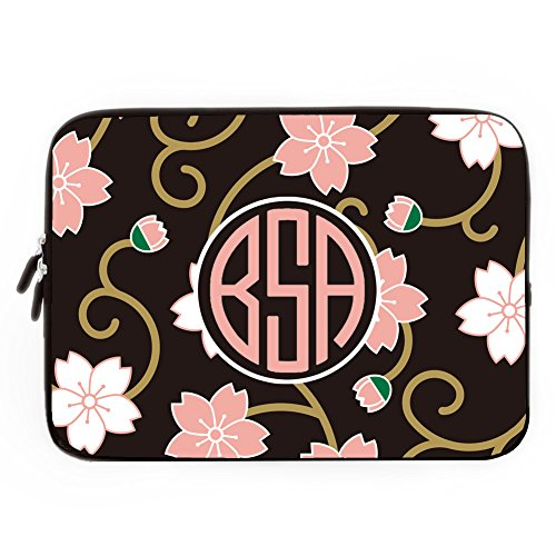 persoanlized-computer-cover-sleeve-for-laptops-133-inch-flower-bohemian-computer-sleeve-macbook-air-