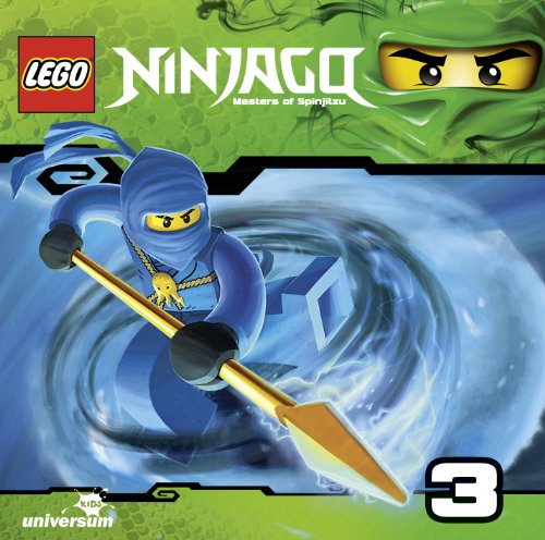 Price comparison product image Lego Ninjago: Meister des Spinjitzu (CD 3)