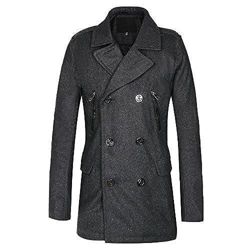 Men's Winter Dress Coats: Amazon.com
