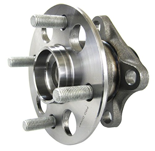 1 Bearing Assembly (Pro Driven 512371 Wheel Bearing & Hub Assembly Rear for Toyota Yaris 2006-2007)