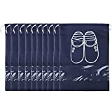 Best Inexpensive Running Shoes - kilofly 10pc Travel Sleeve Transparent Storage Organizer Drawstring Review