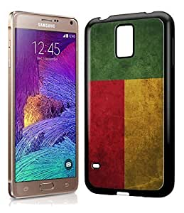 Benin National Vintage Flag Phone Case Cover Designs for Samsung Galaxy Note 4