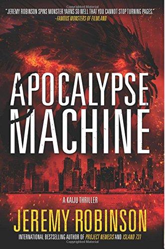 Apocalypse Machine Jeremy Robinson