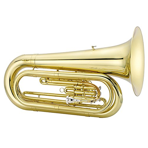 Jupiter Qualifier 7/8 Size BBb Convertible Marching Tuba, JTU1030M by Jupiter