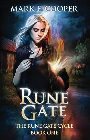 book cover of Rune Gate
