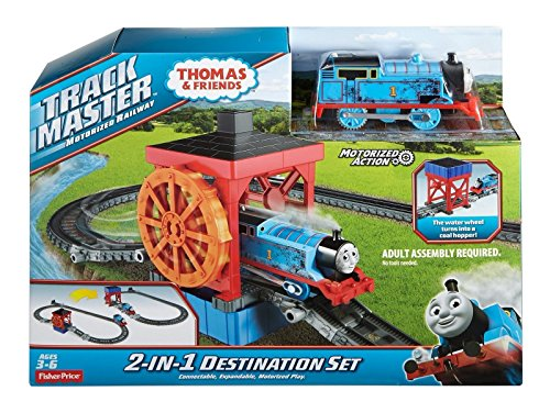 Fisher-Price Thomas & Friends TrackMaster 2-in-1 Destination Set