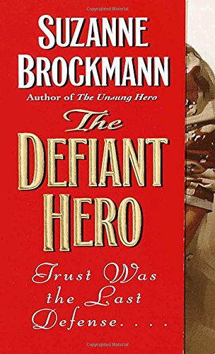 book cover of The Defiant Hero