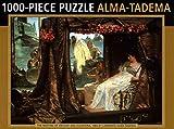 Jigsaw: Alma-Tadema: 1000-Piece Puzzle: 'The Meeting of Antony and Cleopatra' 1883 By Lawrence Alma-Tadema