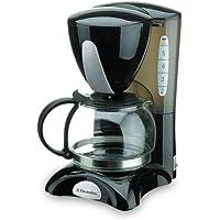 Electrolux 伊莱克斯 ECM051咖啡机家用蒸汽速溶全自动美式滴漏式(亚马逊自营商品, 由供应商配送)