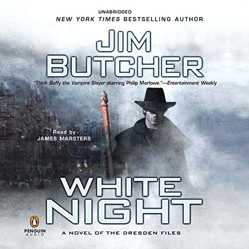 White Night: The Dresden Files, Book 9 Audiobook [Free Download by Trial] thumbnail