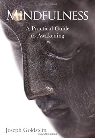 Mindfulness: A Practical Guide to Awakening by Goldstein, Joseph (2013) Hardcover (Practical Guide To Awakening)