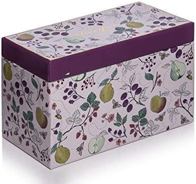 Milly Green - Caja de recetas de frutas británicas: Amazon.es: Oficina y papelería