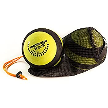 4 inch diameter massage ball for lower back and large muscle groups