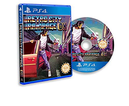 RETRO CITY RAMPAGE DX - PLAYSTATION 4 (PHYSICAL VERSION) ()