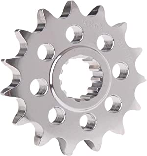 product image for Vortex 3271-15 Silver 15-Tooth 520-Pitch Front Sprocket