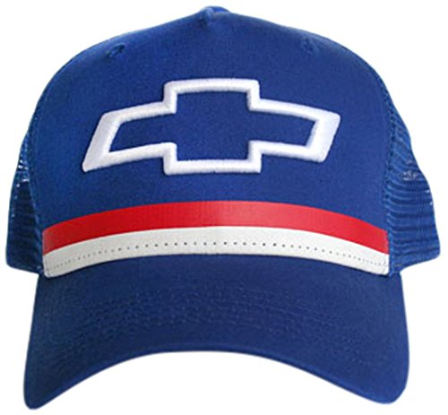 Corvette Central 121353-03 Revolution Trucker Hat , Blue ()