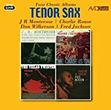 Tenor Sax J.R. Monterose  The Chase Is On  The Texas Twister  Hootin N Tootin