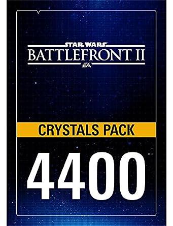 Star Wars Battlefront II - 4400 Kristalle | PC Download - Origin Code