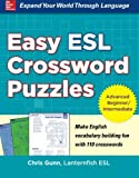Easy Esl Crossword Puzzles