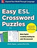 Easy ESL Crossword Puzzles