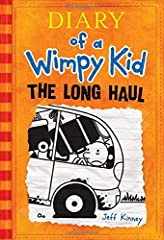 Greg Heffley and his family hit the road in author-illustrator Jeff Kinney's latest installment of the phenomenal bestselling Diary of a Wimpy Kid series.